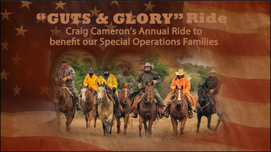 Guts and Glory Ride
