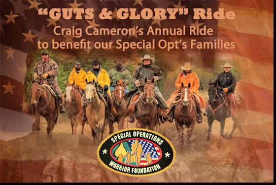 Guts & Glory Ride