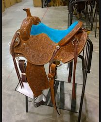 Craig Cameron Custom - Made Saddles